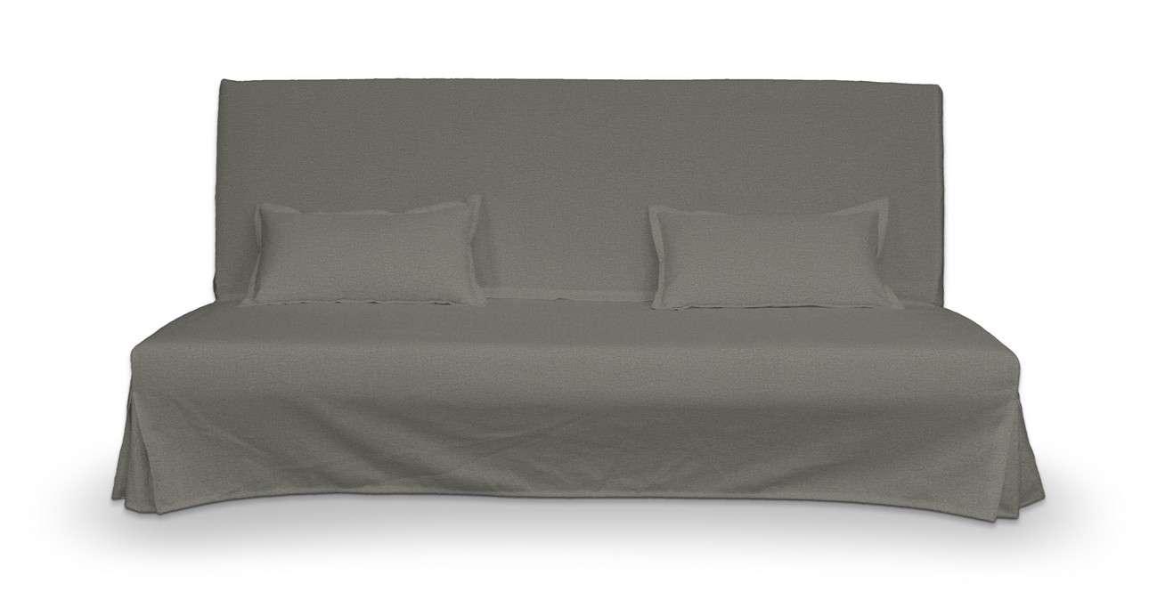 Pokrowiec niepikowany na sofę Beddinge i 2 poszewki w kolekcji Etna, tkanina: 161-25