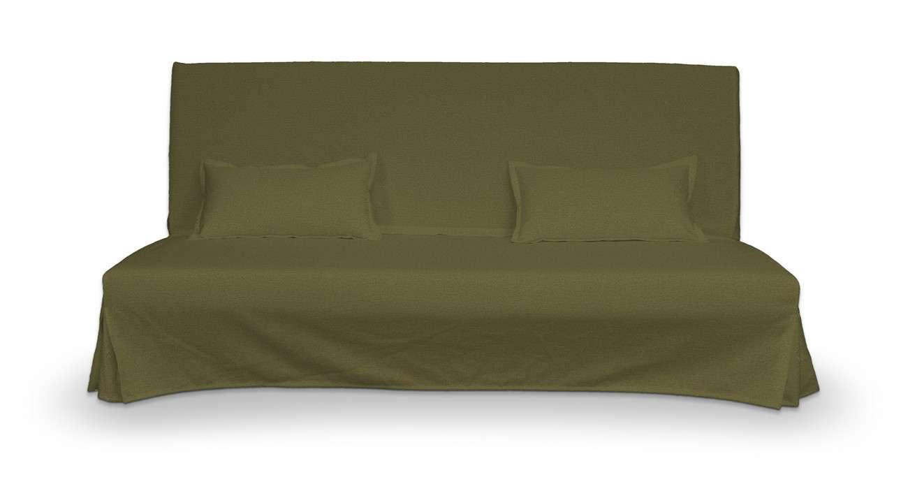 Pokrowiec niepikowany na sofę Beddinge i 2 poszewki w kolekcji Etna, tkanina: 161-26