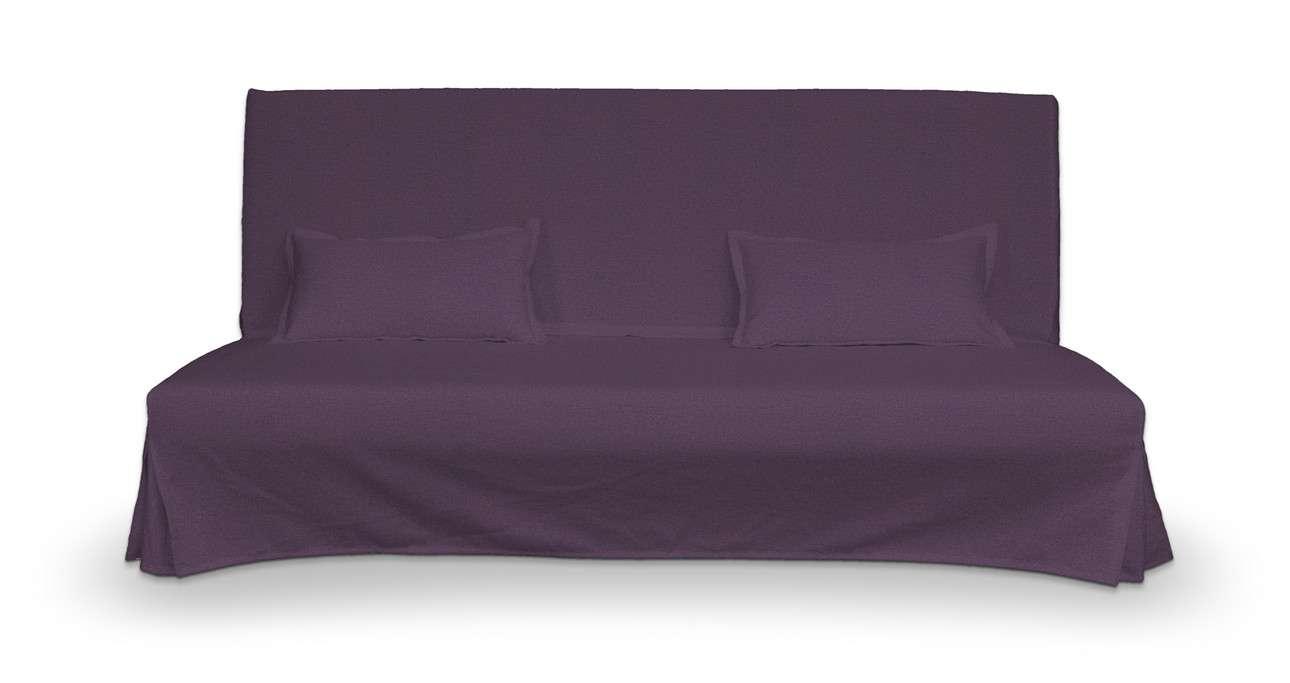 Pokrowiec niepikowany na sofę Beddinge i 2 poszewki w kolekcji Etna, tkanina: 161-27