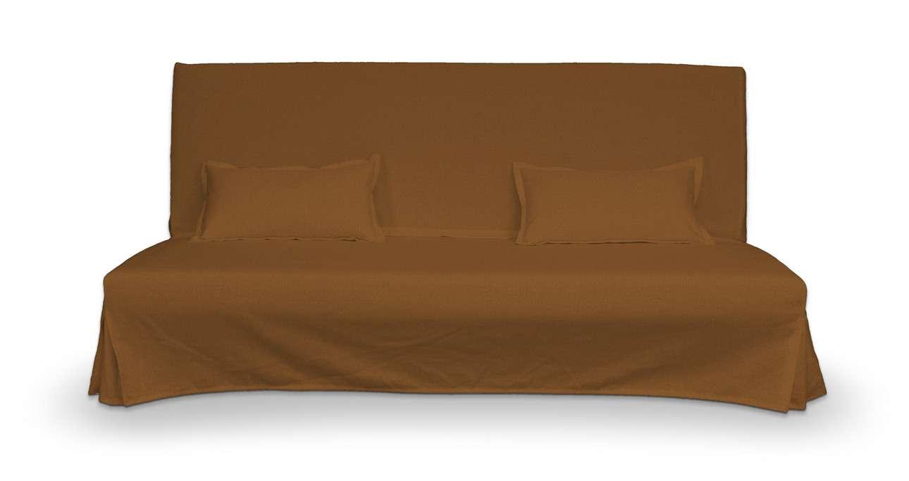 Pokrowiec niepikowany na sofę Beddinge i 2 poszewki w kolekcji Living II, tkanina: 161-28