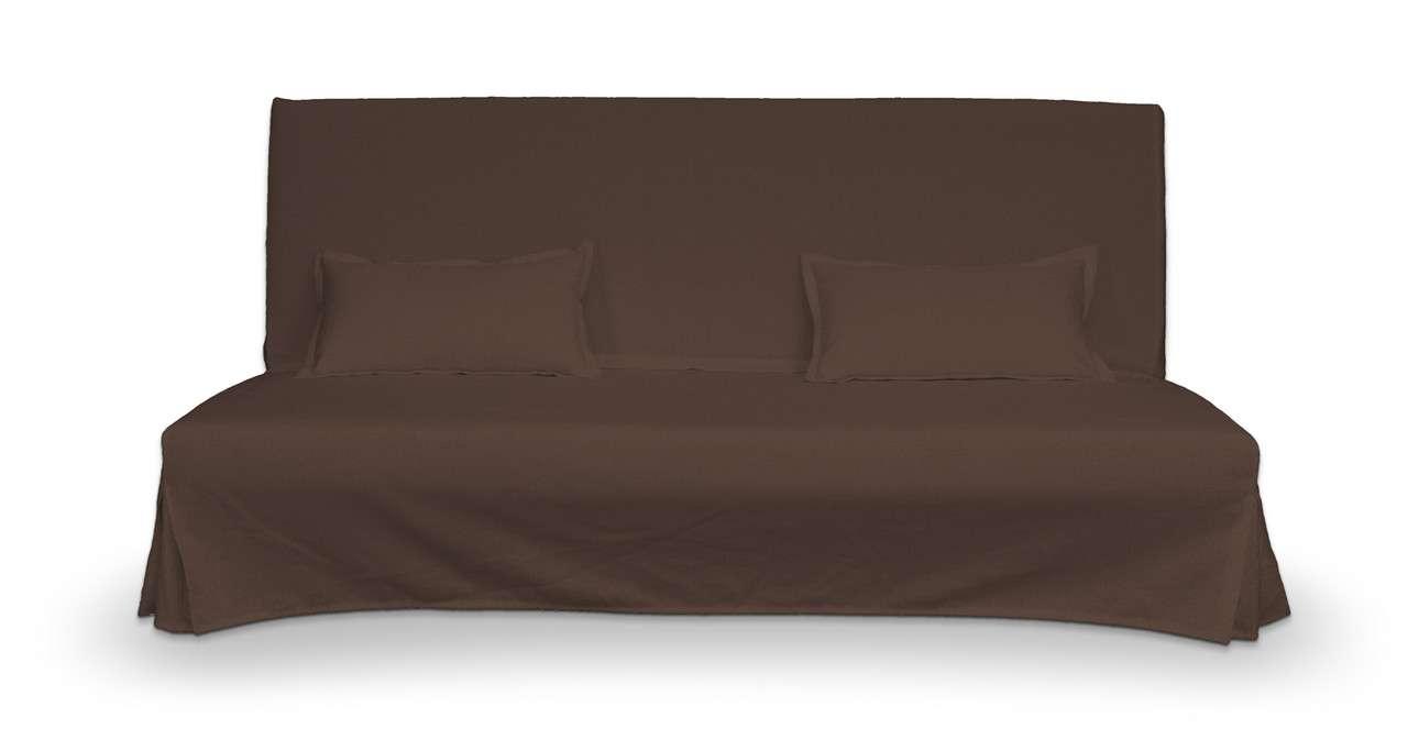 Pokrowiec niepikowany na sofę Beddinge i 2 poszewki w kolekcji Bergen, tkanina: 161-73