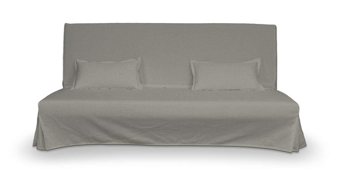 Pokrowiec niepikowany na sofę Beddinge i 2 poszewki w kolekcji Bergen, tkanina: 161-83
