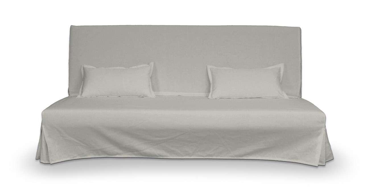 Pokrowiec niepikowany na sofę Beddinge i 2 poszewki w kolekcji Bergen, tkanina: 161-84