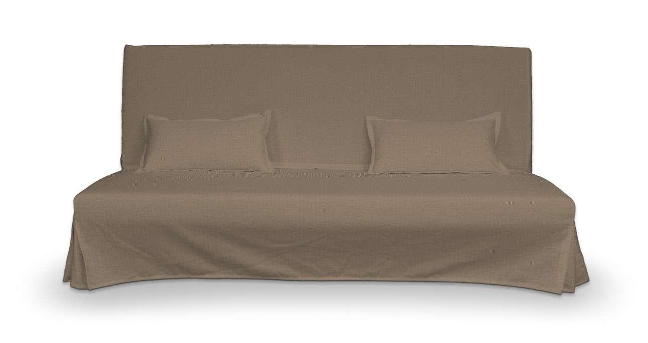 Pokrowiec niepikowany na sofę Beddinge i 2 poszewki w kolekcji Bergen, tkanina: 161-85