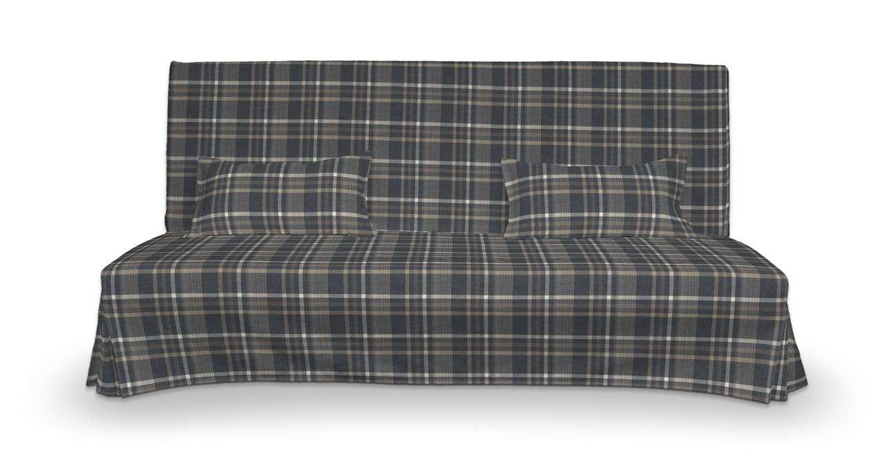 Pokrowiec niepikowany na sofę Beddinge i 2 poszewki w kolekcji Edinburgh, tkanina: 703-16
