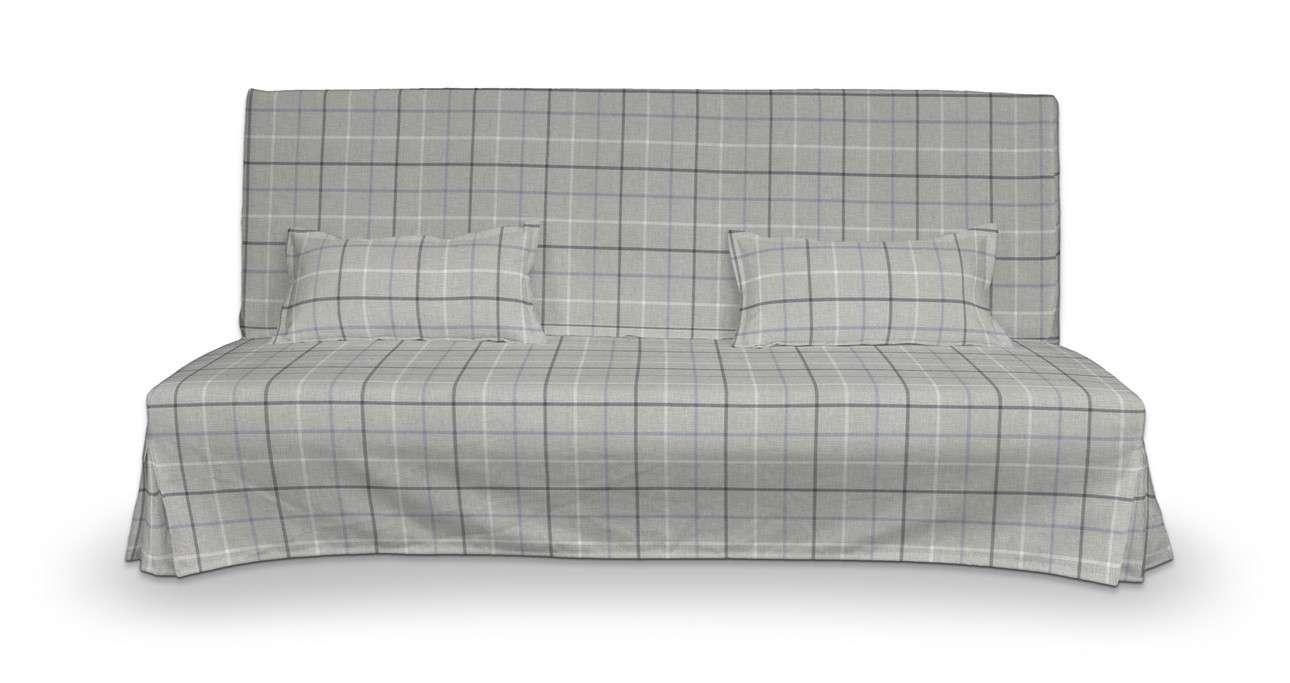 Pokrowiec niepikowany na sofę Beddinge i 2 poszewki w kolekcji Edinburgh, tkanina: 703-18