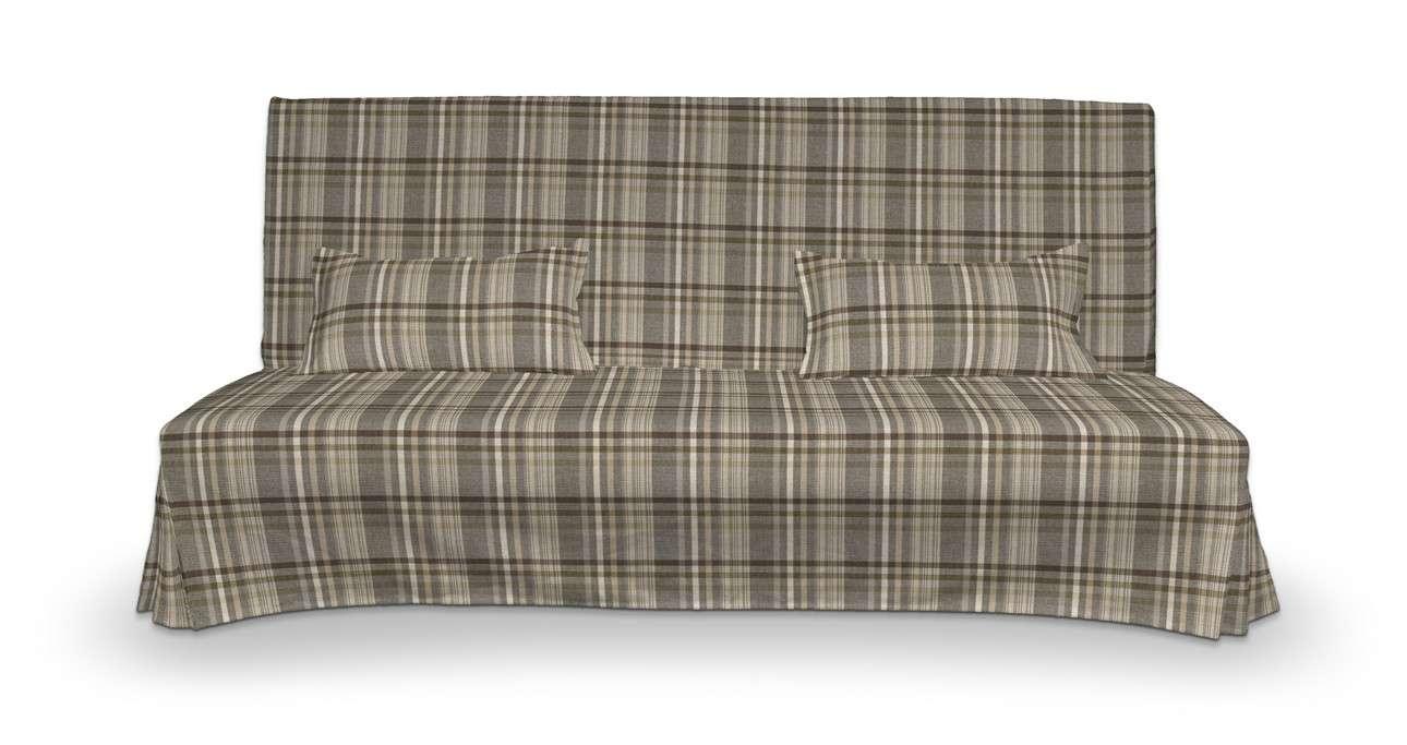 Bezug für Beddinge Sofa, lang mit zwei Kissenhüllen von der Kollektion Edinburgh , Stoff: 703-17