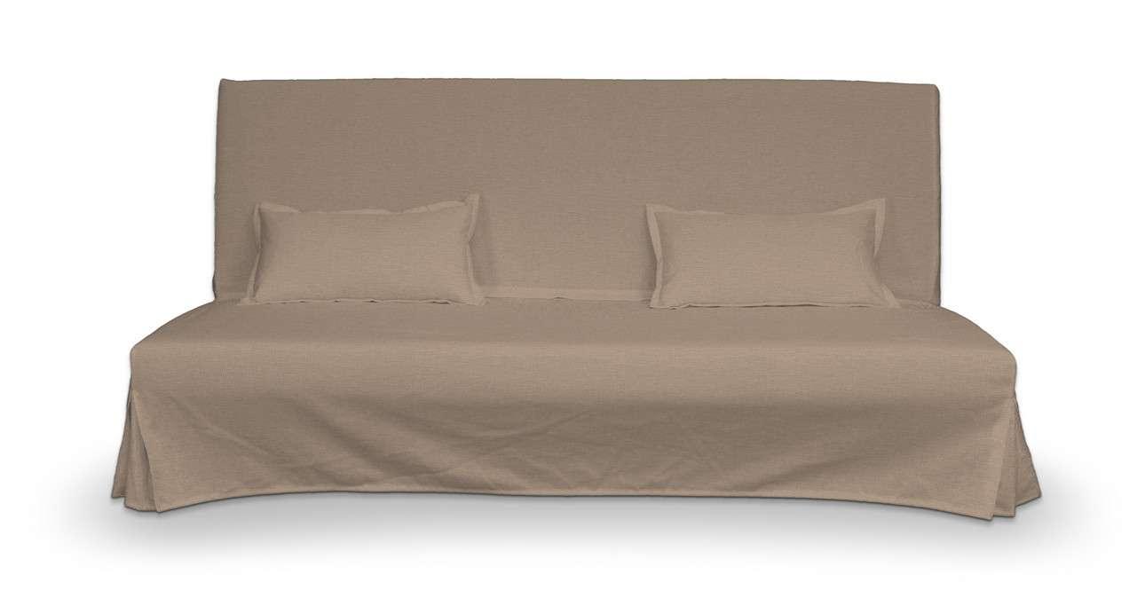 Pokrowiec niepikowany na sofę Beddinge i 2 poszewki w kolekcji Bergen, tkanina: 161-75