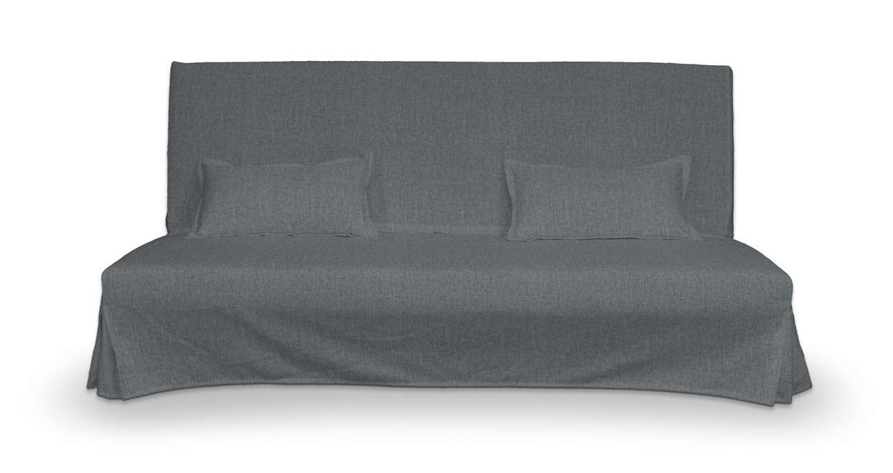 Pokrowiec niepikowany na sofę Beddinge i 2 poszewki w kolekcji City, tkanina: 704-86