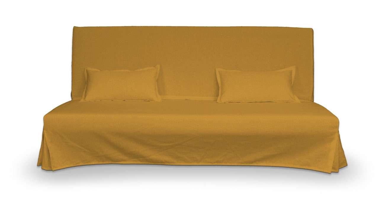 Pokrowiec niepikowany na sofę Beddinge i 2 poszewki w kolekcji Living, tkanina: 161-64