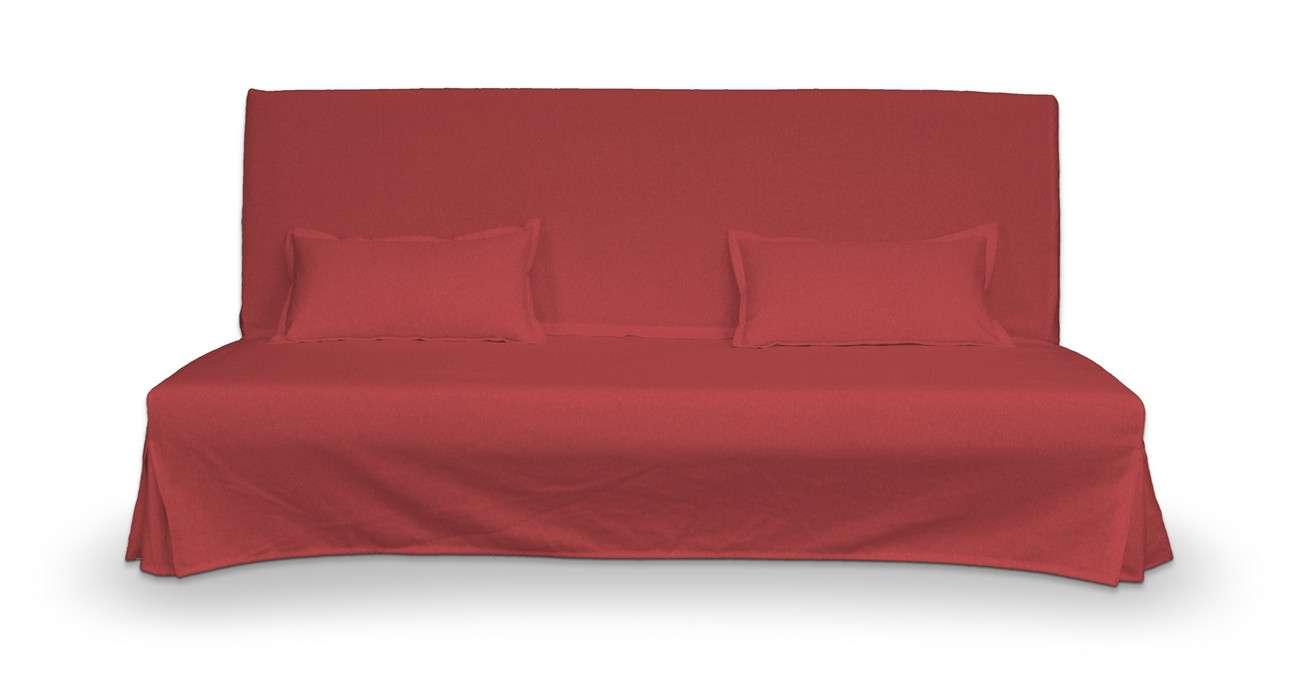 Pokrowiec niepikowany na sofę Beddinge i 2 poszewki w kolekcji Living, tkanina: 161-56