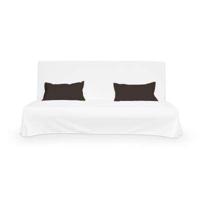 2 poszewki niepikowane na poduszki Beddinge w kolekcji Cotton Panama, tkanina: 702-03