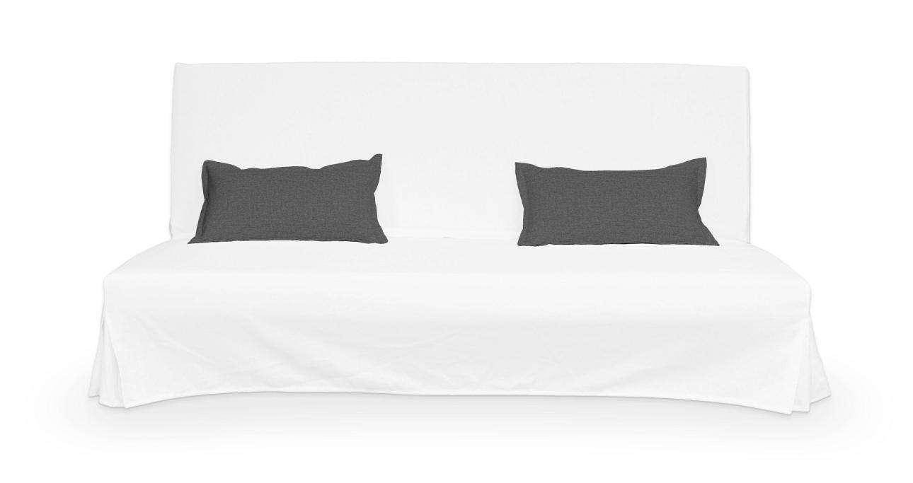 2 poszewki niepikowane na poduszki Beddinge poduszki Beddinge w kolekcji Edinburgh, tkanina: 115-77