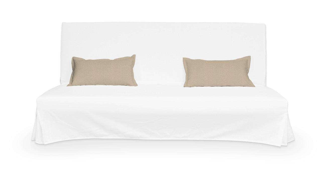 2 poszewki niepikowane na poduszki Beddinge poduszki Beddinge w kolekcji Edinburgh, tkanina: 115-78