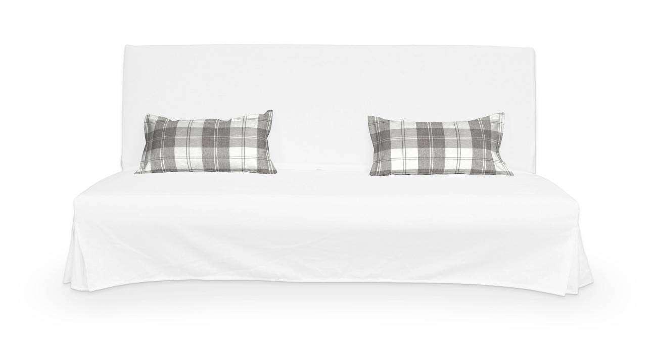 2 potahy na polštáře pohovky Beddinge - jednoduché bez prošití poduszki Beddinge v kolekci Edinburgh, látka: 115-79