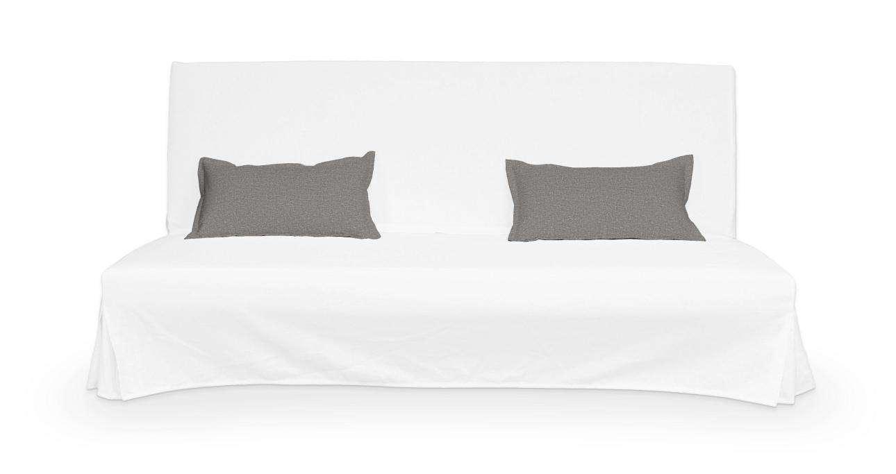 2 potahy na polštáře pohovky Beddinge - jednoduché bez prošití poduszki Beddinge v kolekci Edinburgh, látka: 115-81