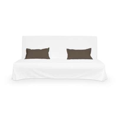 2 poszewki niepikowane na poduszki Beddinge w kolekcji Etna, tkanina: 705-08
