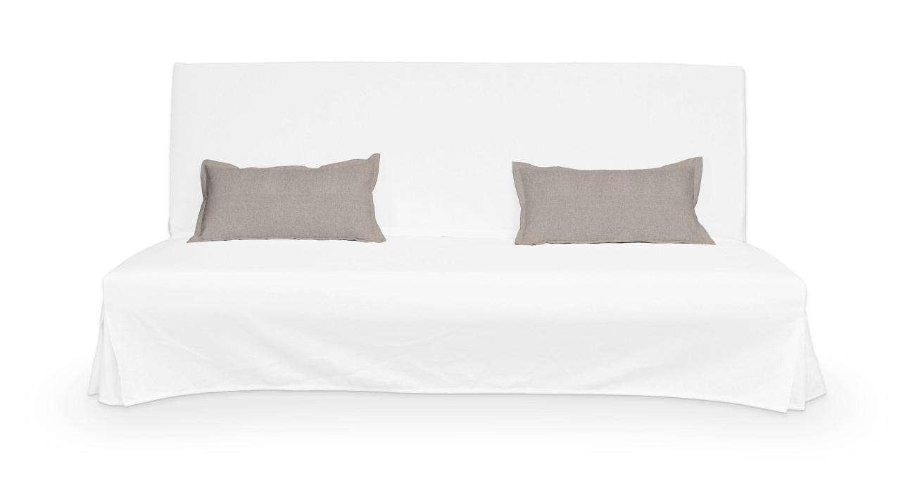 2 poszewki niepikowane na poduszki Beddinge poduszki Beddinge w kolekcji Etna , tkanina: 705-09