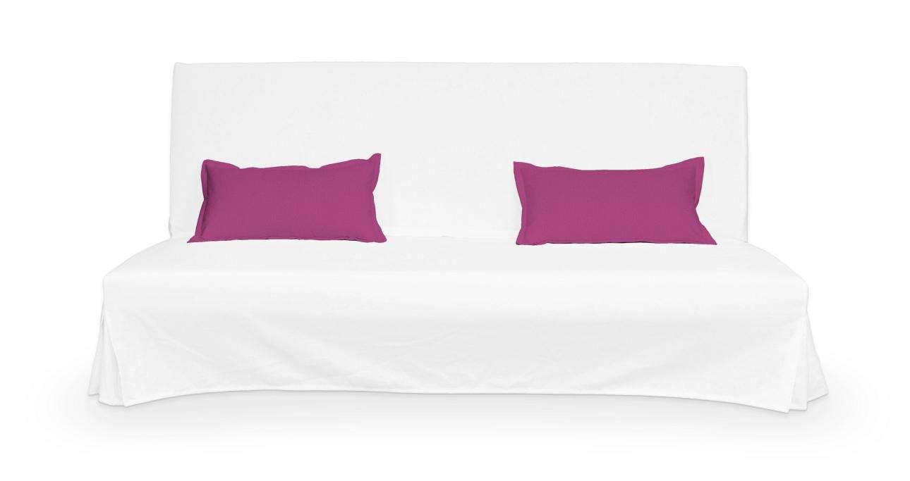 2 poszewki niepikowane na poduszki Beddinge poduszki Beddinge w kolekcji Etna , tkanina: 705-23