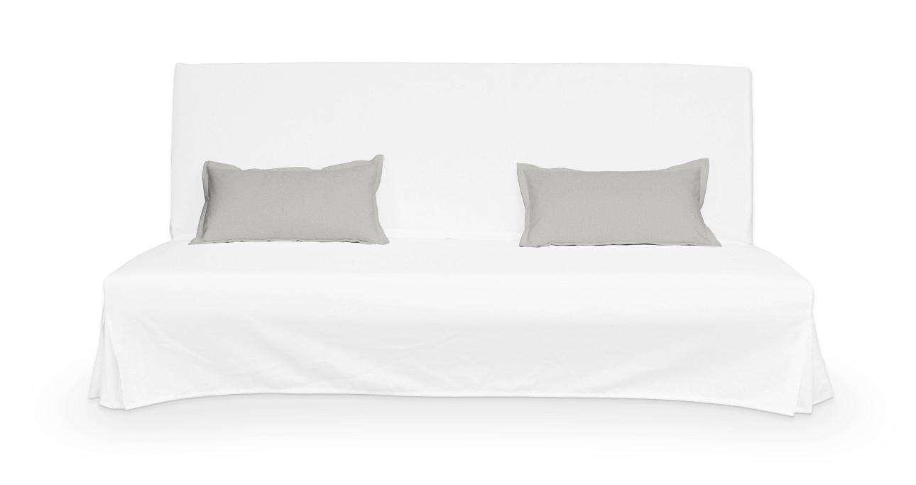 2 potahy na polštáře pohovky Beddinge - jednoduché bez prošití poduszki Beddinge v kolekci Etna, látka: 705-90
