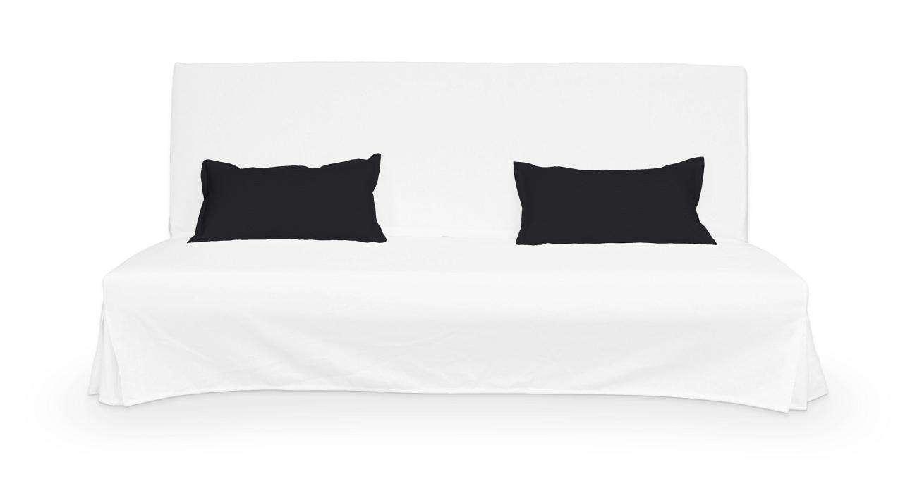 2 potahy na polštáře pohovky Beddinge - jednoduché bez prošití poduszki Beddinge v kolekci Etna, látka: 705-00