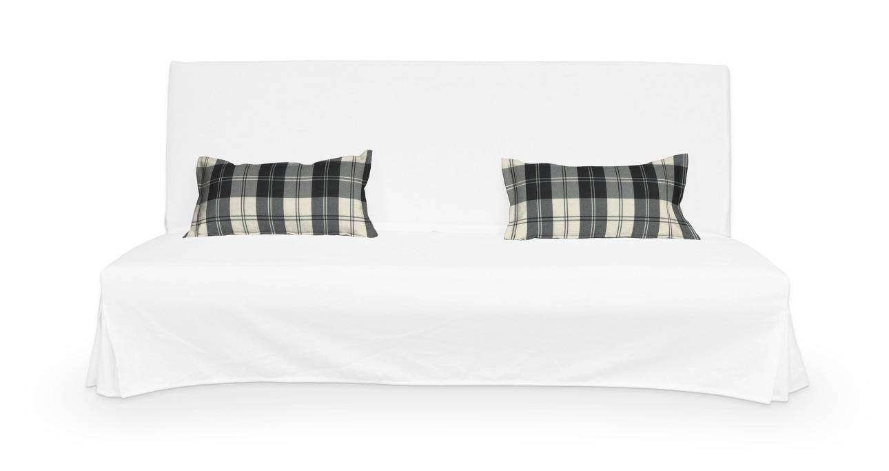 2 poszewki niepikowane na poduszki Beddinge poduszki Beddinge w kolekcji Edinburgh, tkanina: 115-74