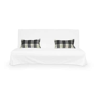 2 poszewki niepikowane na poduszki Beddinge w kolekcji Edinburgh, tkanina: 115-74