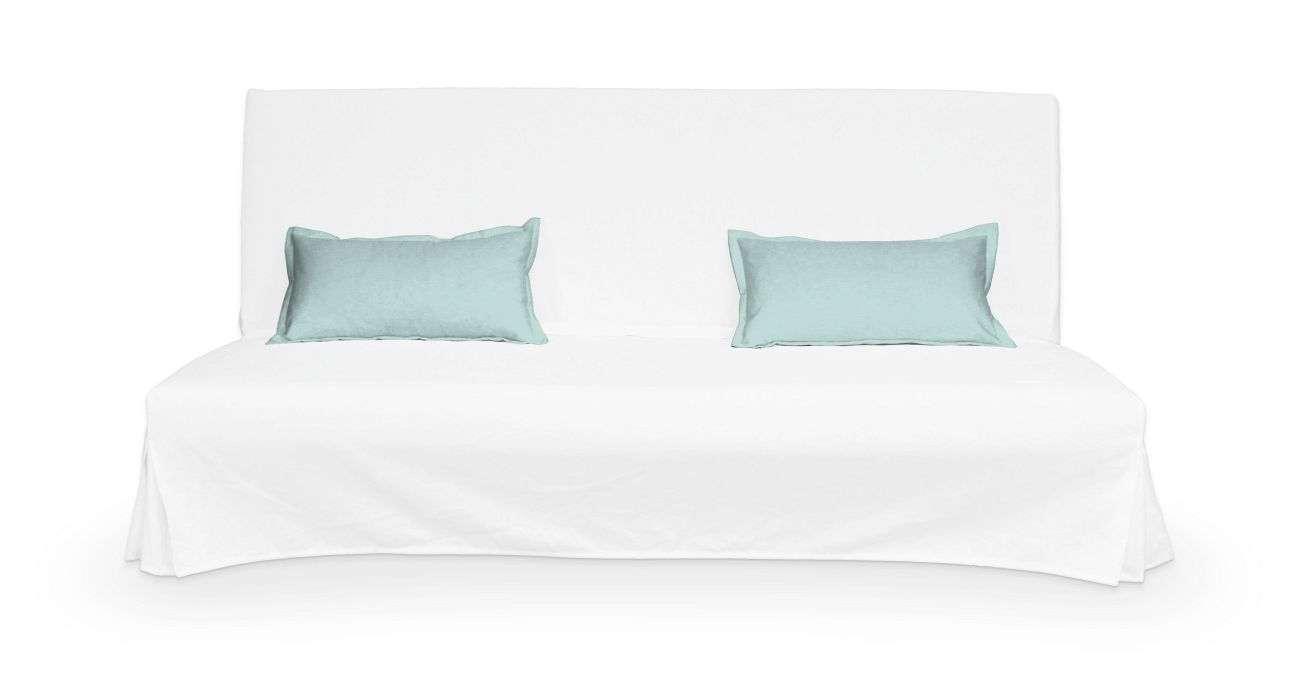 2 poszewki niepikowane na poduszki Beddinge poduszki Beddinge w kolekcji Cotton Panama, tkanina: 702-10