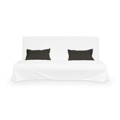 2 poszewki niepikowane na poduszki Beddinge w kolekcji Etna, tkanina: 702-36