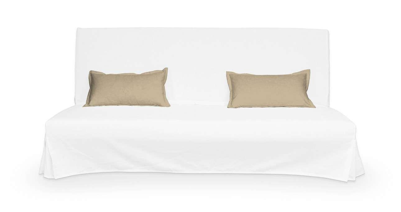 2 poszewki niepikowane na poduszki Beddinge w kolekcji Living II, tkanina: 160-82