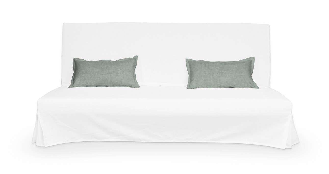 2 poszewki niepikowane na poduszki Beddinge w kolekcji Living II, tkanina: 160-86