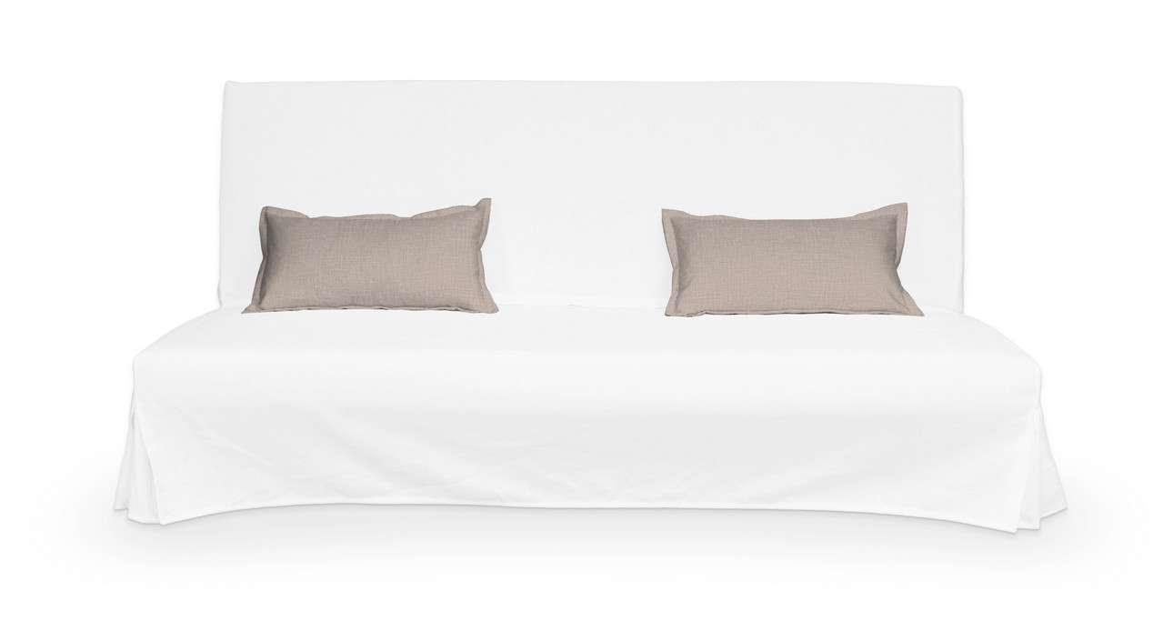 2 poszewki niepikowane na poduszki Beddinge w kolekcji Living II, tkanina: 160-85