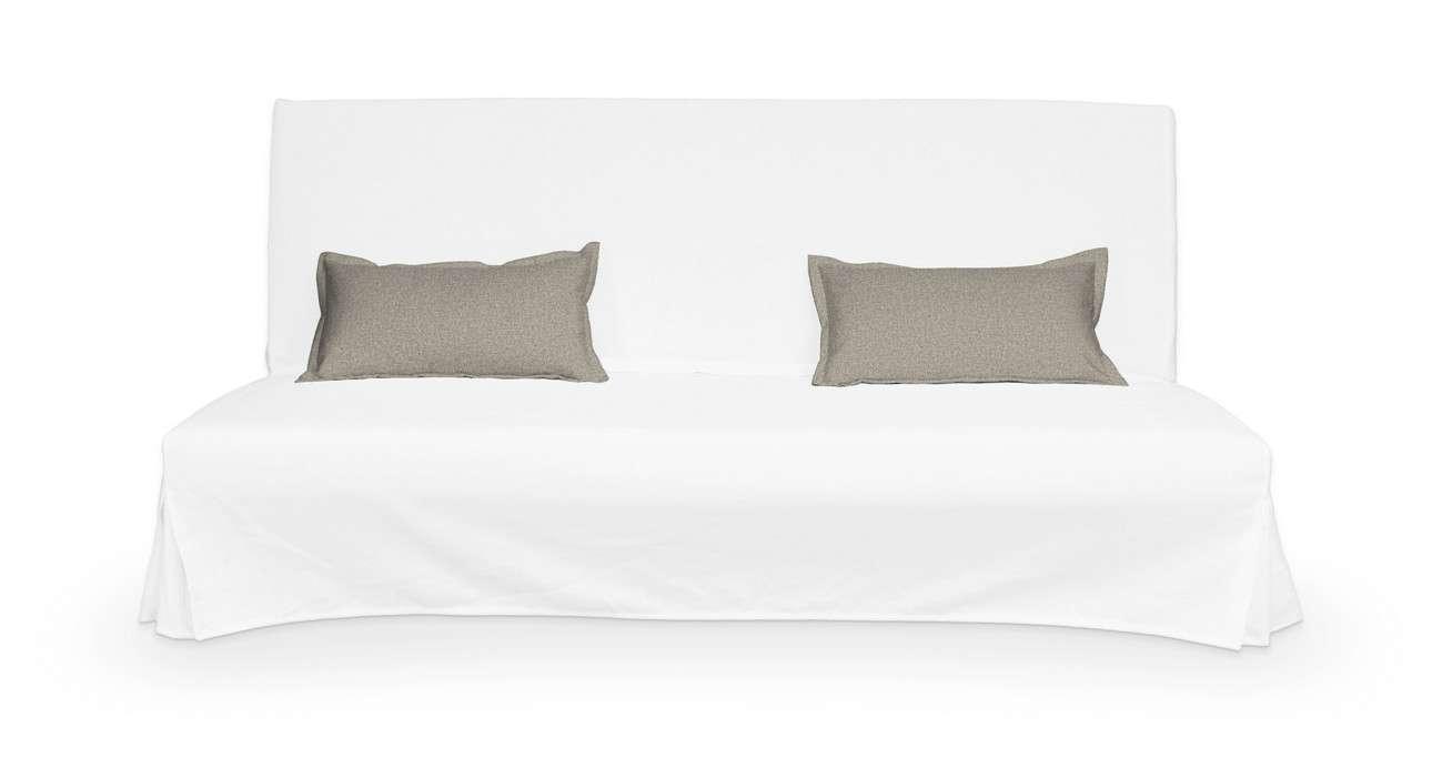 2 poszewki niepikowane na poduszki Beddinge w kolekcji Madrid, tkanina: 161-23