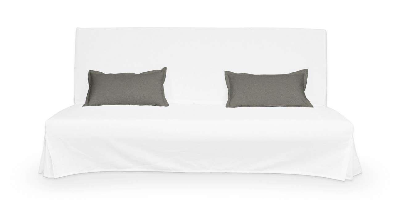 2 poszewki niepikowane na poduszki Beddinge w kolekcji Etna, tkanina: 161-25