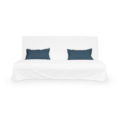 2 poszewki niepikowane na poduszki Beddinge w kolekcji Etna, tkanina: 705-30