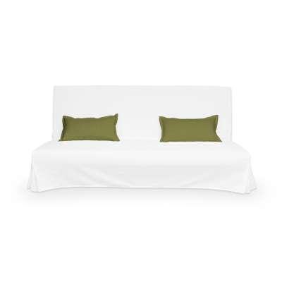 2 poszewki niepikowane na poduszki Beddinge w kolekcji Living, tkanina: 161-13