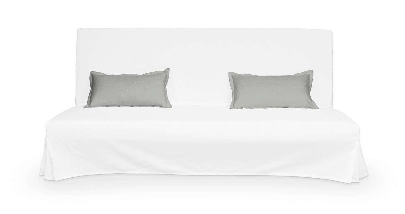 2 poszewki niepikowane na poduszki Beddinge w kolekcji Bergen, tkanina: 161-72