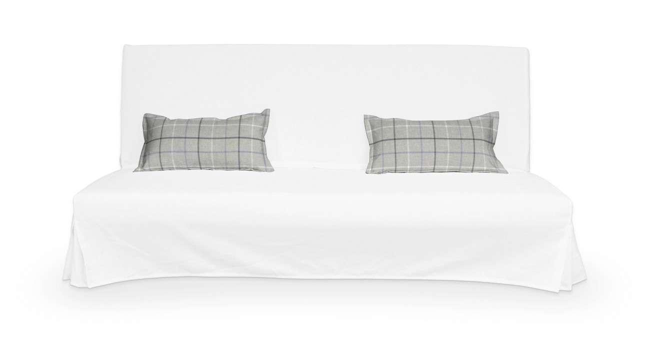 2 poszewki niepikowane na poduszki Beddinge w kolekcji Edinburgh, tkanina: 703-18