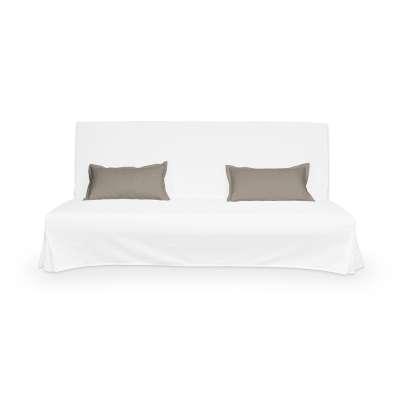 2 poszewki niepikowane na poduszki Beddinge w kolekcji Living, tkanina: 161-53