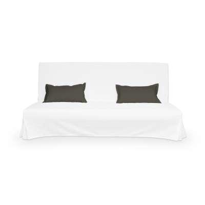 2 poszewki niepikowane na poduszki Beddinge w kolekcji Living, tkanina: 161-55