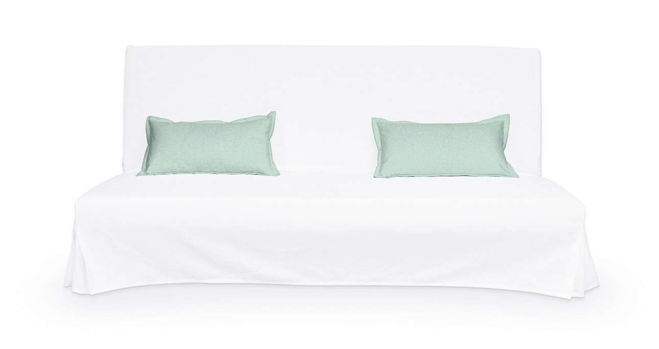 2 poszewki niepikowane na poduszki Beddinge w kolekcji Living, tkanina: 161-61