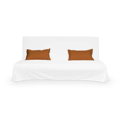 2 poszewki niepikowane na poduszki Beddinge 702-42 rudy Kolekcja Cotton Panama