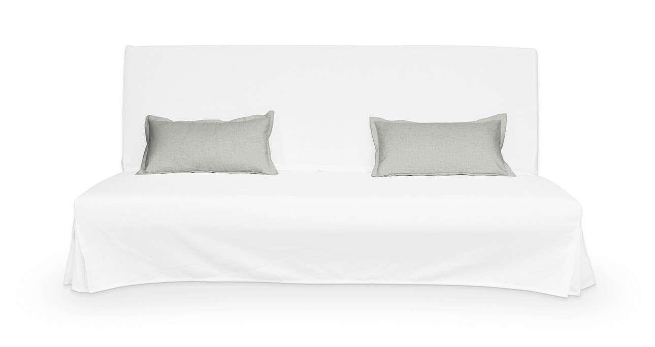 2 poszewki niepikowane na poduszki Beddinge w kolekcji Living, tkanina: 161-41