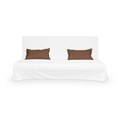 2 poszewki niepikowane na poduszki Beddinge w kolekcji Living, tkanina: 161-65