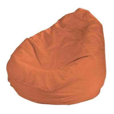 Babzsákfotel 127-35 narancssárga Méteráru Jupiter Lakástextil