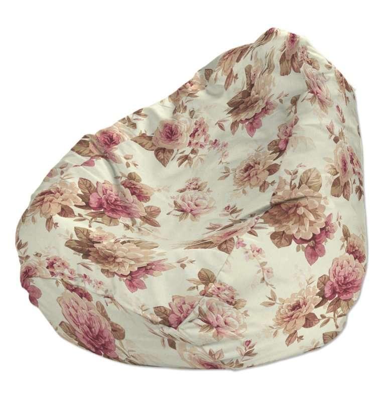 Worek do siedzenia Ø50x85 cm w kolekcji Mirella, tkanina: 141-06