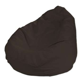 Beanbag Ø50 x 85 cm (20 x 33,5 inch) in collection Cotton Panama, fabric: 702-03