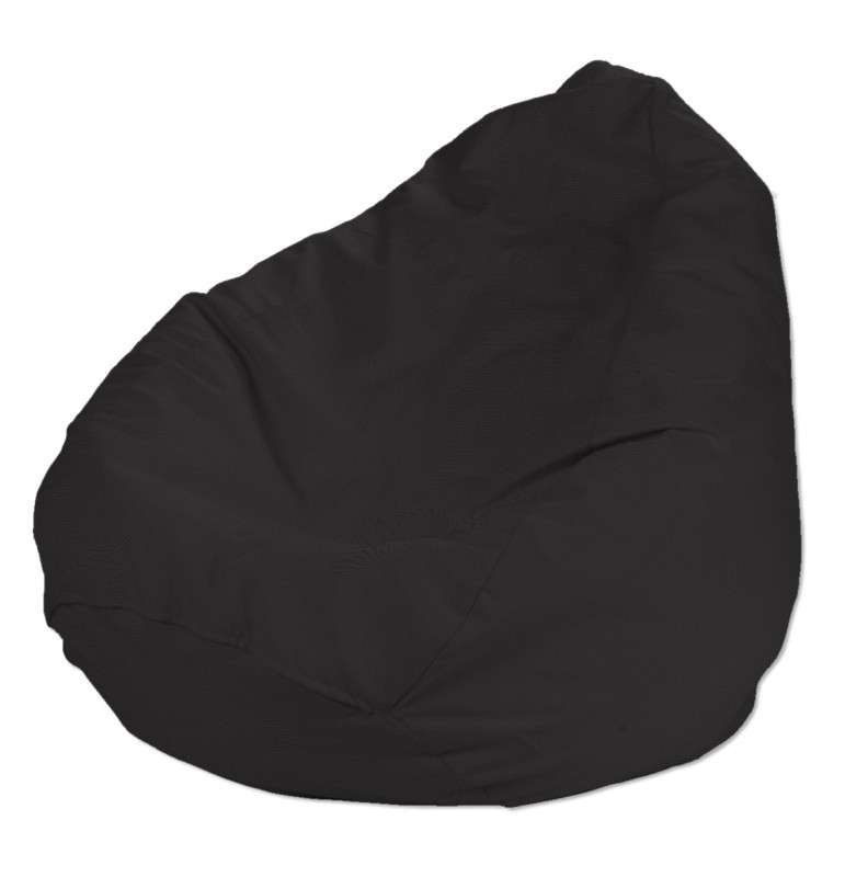 Beanbag Ø50 x 85 cm (20 x 33,5 inch) in collection Cotton Panama, fabric: 702-08
