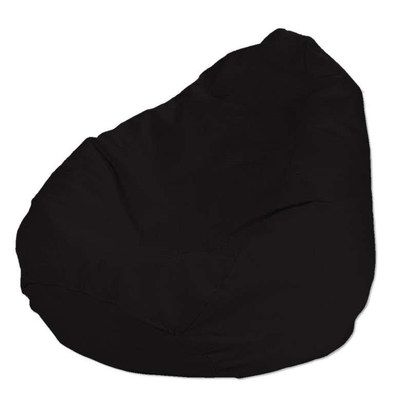 Sitzsack Ø50 x 85 cm von der Kollektion Cotton Panama, Stoff: 702-09