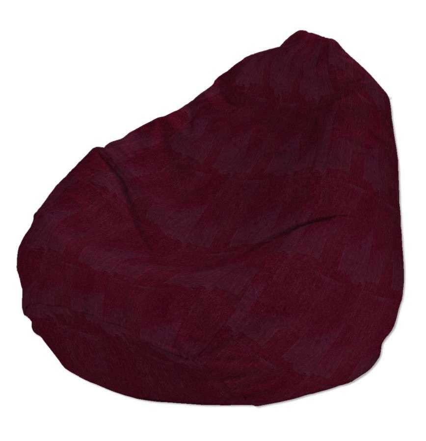 Worek do siedzenia Ø50x85 cm w kolekcji Chenille, tkanina: 702-19